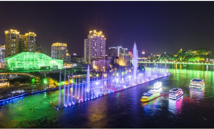 """2021年柳州新年之旅""""活动正式启动"""