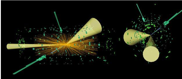 稀有希格斯玻色子衰变的第一个证据