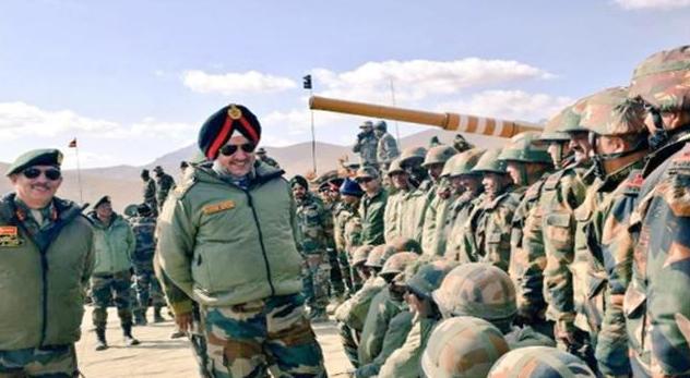 印媒:连着16个多小时后,中印结束第十轮军长级会谈