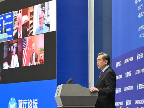 王毅呼吁美国对华政策回归理性,作出正确的选择