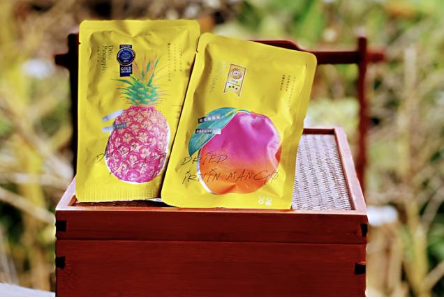 享誉中外的果干品牌阳光菓菓,市场地位一度水涨船高