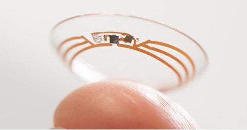 新型智能隐形眼镜能监测血糖水平