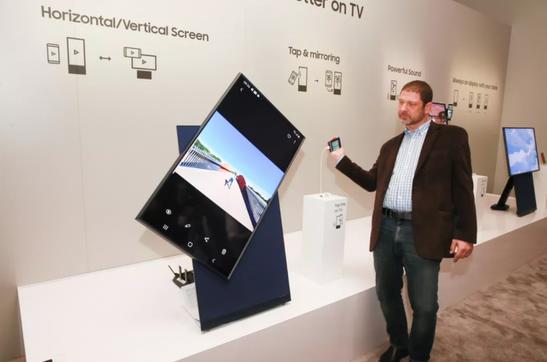 三星:今年在美国销售的大多数智能电视都将预装TikTok