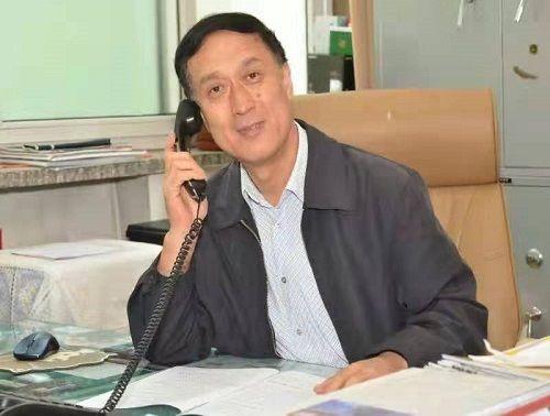 山西省红色文化传承人——王齐刚